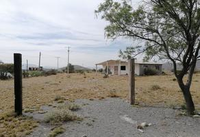 Foto de terreno habitacional en venta en autopista los chorros , los laureles, arteaga, coahuila de zaragoza, 0 No. 01