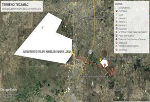 Foto de terreno habitacional en venta en autopista mexico pachuca , ampliación san jerónimo, tecámac, méxico, 18692788 No. 01
