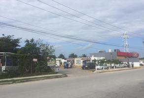 Foto de terreno comercial en renta en av:costa maya , supermanzana 245, benito juárez, quintana roo, 16799386 No. 01