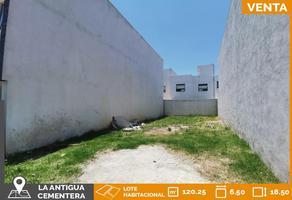 Foto de terreno habitacional en venta en avenida 15 de mayo 4732, zona cementos atoyac, puebla, puebla, 20759075 No. 01