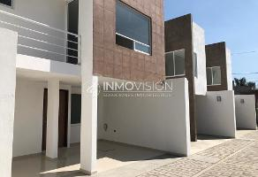 Foto de casa en venta en avenida 17 poniente , santa maría xixitla, san pedro cholula, puebla, 0 No. 01