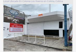 Foto de local en venta en avenida 20 de noviembre 492, los viveros, colima, colima, 13212425 No. 01