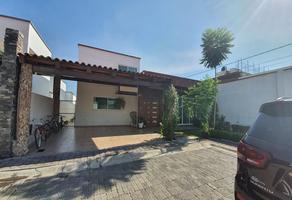 Foto de casa en condominio en venta en avenida 20 poniente 319-a numero 10 calle san francisco , santiago mixquitla, san pedro cholula, puebla, 17672467 No. 01
