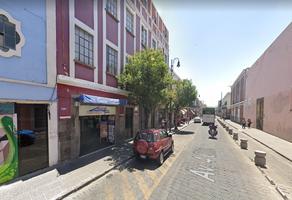 Foto de edificio en venta en avenida 4 oriente 212, centro histórico de puebla, 72000 puebla, pue. , centro, puebla, puebla, 0 No. 01