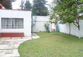 Foto de casa en venta en avenida 5 de mayo , san bartolomé xicomulco, milpa alta, df / cdmx, 0 No. 01