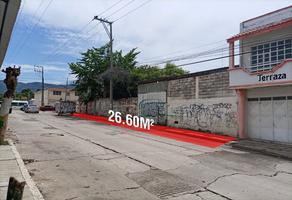 Foto de terreno habitacional en venta en avenida 8ᵃ norte oriente , san jacinto, tuxtla gutiérrez, chiapas, 0 No. 01