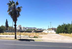 Foto de terreno habitacional en venta en avenida abraham lincoln , zona pronaf, juárez, chihuahua, 18461809 No. 01