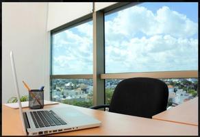Foto de oficina en renta en avenida acanceh , supermanzana 14, benito juárez, quintana roo, 15933244 No. 01