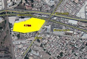 Foto de terreno habitacional en venta en avenida acceso norte 390, fraccionamiento españa, 78380 soledad de graciano, s.l.p. , españa, san luis potosí, san luis potosí, 12767763 No. 01