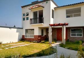 Foto de casa en venta en avenida adolfo ruiz cortinez , rinconada de tecaxic, zinacantepec, méxico, 0 No. 01