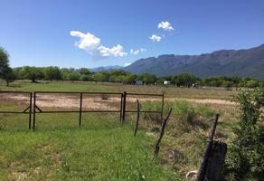 Foto de rancho en venta en avenida alberto santos , bustamante, bustamante, nuevo león, 13997543 No. 01