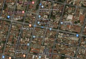Foto de terreno habitacional en venta en avenida angel urraza , del valle centro, benito juárez, df / cdmx, 0 No. 01
