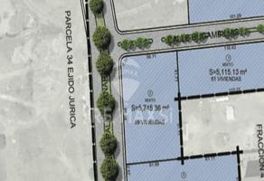 Foto de terreno comercial en venta en avenida antea fraccion b-4a lote 2 , jurica, querétaro, querétaro, 6803386 No. 01