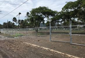 Foto de terreno industrial en venta en avenida arrayanez , bruno pagliai, veracruz, veracruz de ignacio de la llave, 18156456 No. 01