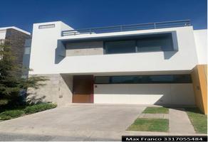 Foto de casa en renta en avenida aviacion 4055 1, solares, zapopan, jalisco, 0 No. 01