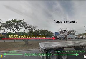 Foto de terreno habitacional en venta en avenida aviación , ciudad industrial, mérida, yucatán, 0 No. 01
