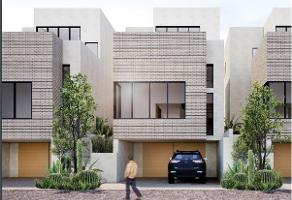 Foto de casa en condominio en venta en avenida biznaga, condominio tierra pura, zibata , desarrollo habitacional zibata, el marqués, querétaro, 12619026 No. 01