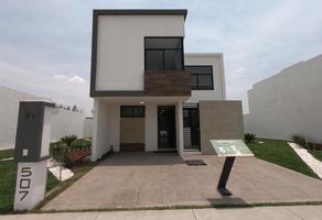Foto de casa en venta en avenida bosque sereno-modelo monarca 0, los bosques, aguascalientes, aguascalientes, 0 No. 01