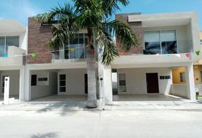 Foto de casa en venta en avenida burton grosman 210, niños héroes, tampico, tamaulipas, 21487461 No. 01