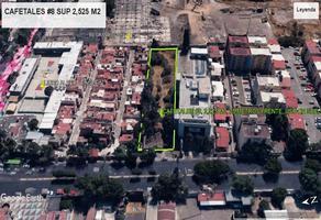 Foto de terreno habitacional en venta en avenida cafetales , granjas coapa, tlalpan, df / cdmx, 14100751 No. 01