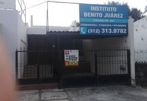 Foto de casa en renta en avenida calzada galvàn 15, colima centro, colima, colima, 7244491 No. 01