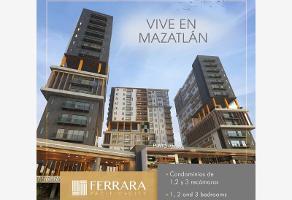 Foto de departamento en venta en avenida camarón sábalo 1, sábalo country club, mazatlán, sinaloa, 0 No. 01