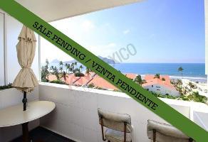Foto de departamento en venta en avenida camarón sabalo 1664, las gaviotas, mazatlán, sinaloa, 11959616 No. 01