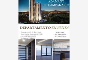 Foto de departamento en venta en avenida campanario 50, el campanario, querétaro, querétaro, 0 No. 01