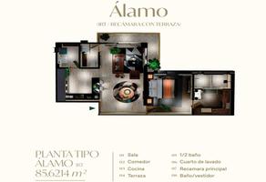 Foto de departamento en venta en avenida campanario norte , álamos 2a sección, querétaro, querétaro, 0 No. 01