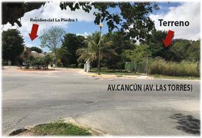 Foto de terreno comercial en venta en avenida cancun , quetzal región 523, benito juárez, quintana roo, 15829658 No. 01