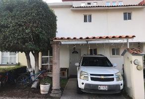 Foto de casa en venta en avenida candiles 313 casa 157 condominio botero , valle real residencial, corregidora, querétaro, 13669597 No. 01