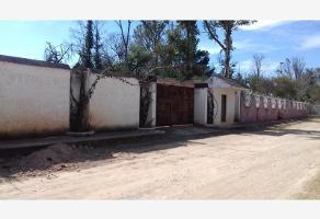 Foto de terreno habitacional en venta en avenida casas blancas 136, villas del río, aguascalientes, aguascalientes, 0 No. 01