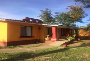 Foto de edificio en venta en avenida centenario , santo domingo barrio bajo, villa de etla, oaxaca, 15893480 No. 01