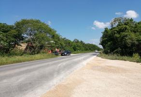 Foto de terreno habitacional en venta en avenida central de carga , tierra maya, benito juárez, quintana roo, 14118371 No. 01