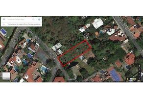 Foto de terreno habitacional en venta en avenida central , lomas de atzingo, cuernavaca, morelos, 0 No. 01