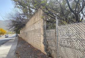 Foto de terreno comercial en renta en avenida cervera , los remates, monterrey, nuevo león, 0 No. 01