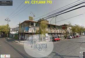 Foto de terreno habitacional en venta en avenida ceylán , industrial vallejo, azcapotzalco, df / cdmx, 18644847 No. 01