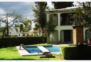Foto de casa en venta en avenida chapulines 116, club de golf tequisquiapan, tequisquiapan, querétaro, 0 No. 01