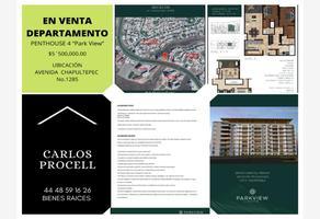Foto de departamento en venta en avenida chapultepec 1285, sierra azúl, san luis potosí, san luis potosí, 0 No. 01