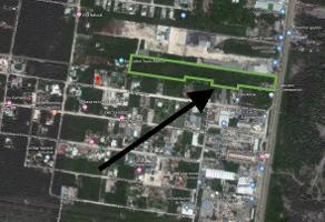 Foto de terreno comercial en venta en avenida chapultepec , alfredo v bonfil, benito juárez, quintana roo, 6845084 No. 01