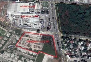 Foto de terreno comercial en venta en avenida chichen itza , cancún centro, benito juárez, quintana roo, 17865873 No. 01