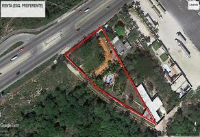 Foto de terreno comercial en renta en avenida , cholul, mérida, yucatán, 18407167 No. 01