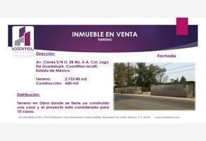 Foto de terreno habitacional en venta en avenida cisnes 28, lago de guadalupe, cuautitlán izcalli, méxico, 5962525 No. 01