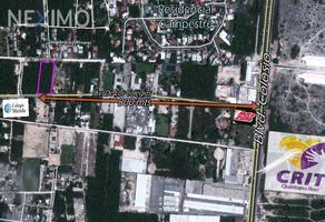 Foto de terreno comercial en venta en avenida colegios 62, colegios, benito juárez, quintana roo, 19304592 No. 01