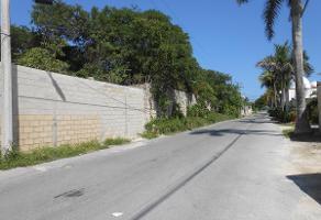 Foto de terreno comercial en venta en avenida colegios , colegios, benito juárez, quintana roo, 9545478 No. 01