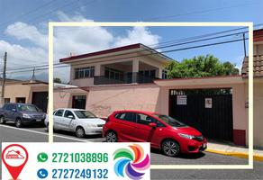 Foto de casa en venta en avenida colon oriente 1258, orizaba centro, orizaba, veracruz de ignacio de la llave, 0 No. 01