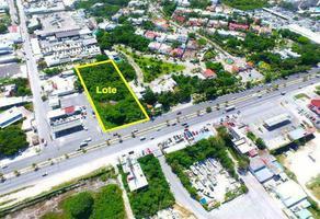 Foto de terreno habitacional en venta en avenida colosio , campestre, benito juárez, quintana roo, 0 No. 01