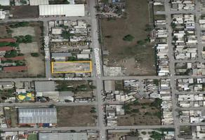 Foto de terreno habitacional en venta en avenida comunicaciones 311 , guadalupe avante, guadalupe, nuevo león, 19347243 No. 01
