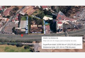 Foto de terreno habitacional en venta en avenida constituyentes 0, lomas altas, miguel hidalgo, df / cdmx, 0 No. 01