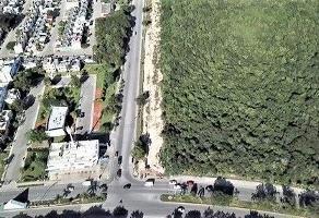Foto de terreno habitacional en venta en avenida constituyentes , playa del carmen centro, solidaridad, quintana roo, 0 No. 01